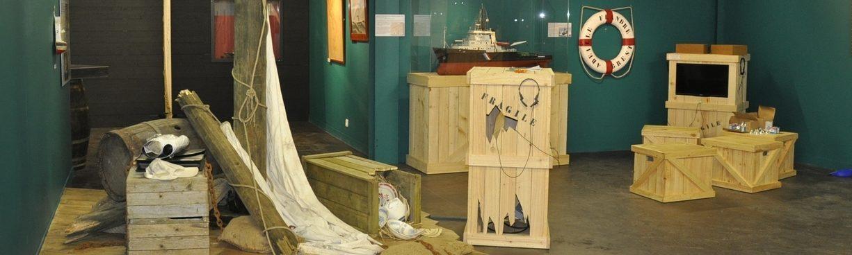 """Association Musée """"Marins & Capitaines"""" et Galerie d'Arz"""